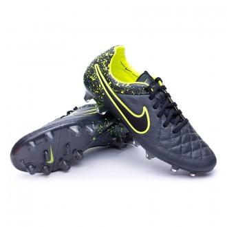 Bota  Nike Tiempo Legend V FG Anthracite-Black-Volt