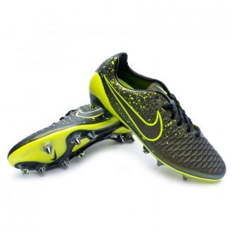 Bota  Nike Magista Opus ACC SG-Pro Dark citron-Volt-Black
