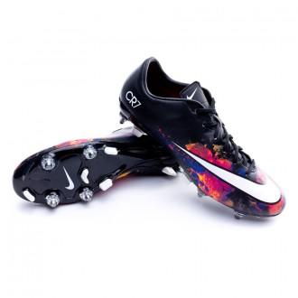 Bota  Nike Mercurial Veloce II CR SG-Pro Black-White-Total crimson-Purple