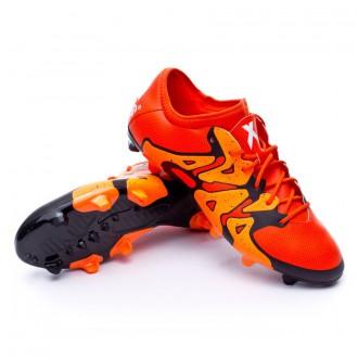 Chaussure  adidas X 15.2 FG/AG Bold orange