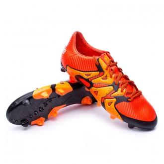 Boot  adidas X 15.3 FG/AG Bold orange
