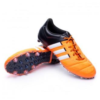 Chaussure  adidas Ace 15.2 FG/AG Piel Solar orange