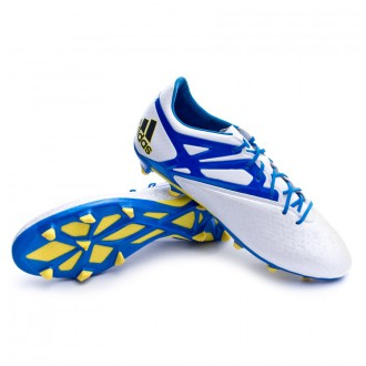Bota  adidas Messi 15.2 FG/AG Plata-Azul