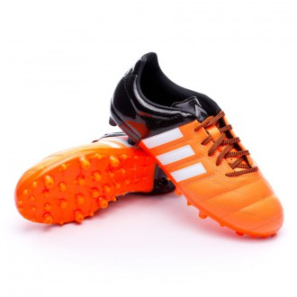 Chuteira  adidas Jr Ace 15.3 FG/AG Piel Bold Orange