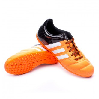 Chuteira  adidas Jr Ace 15.3 Turf Piel Bold Orange
