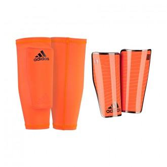 Espinillera  adidas X pro Lite Solar Orange