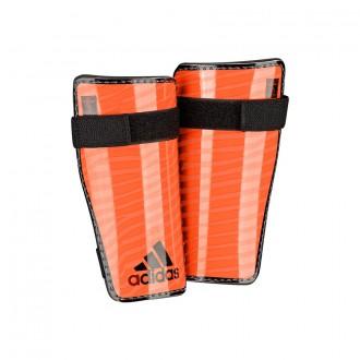 Espinillera  adidas X Lite Solar Orange