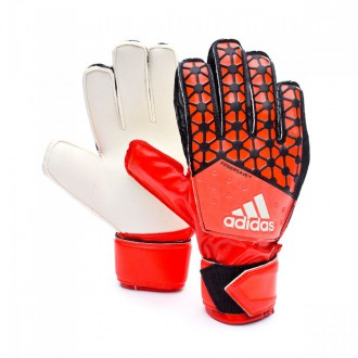 Luvas  adidas Jr Ace Fingersave Solar Red