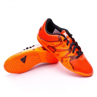 Zapatilla  adidas Jr X 15.4 IN Bold Orange