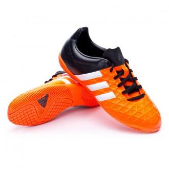 Zapatilla  adidas Jr Ace 15.4 IN Solar Orange