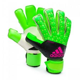 Glove  adidas Ace Zones Allround Green-Navy blue