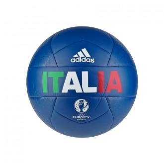Ballon  adidas Euro 16 OLP Italia Bleu