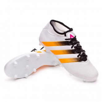 Boot  adidas Ace 16.3 Primemesh FG/AG Mujer White-Solar gold-Shock pink