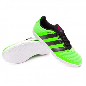 Zapatilla  adidas Ace 16.4 ST Solar green-Night metallic-Shock pink