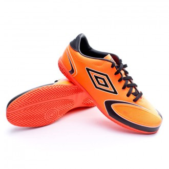 Chaussure  Umbro Stadia 2 Corail-Black-White