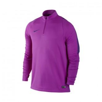 Sweatshirt  Nike Drill Top Purple