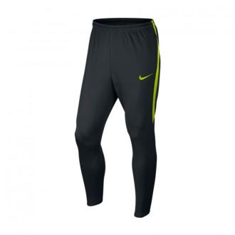 Tracksuit bottoms  Nike Strike Black-Volt
