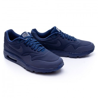 Trainers  Nike Air Max 1 Ultra Moire Midnight navy-Black