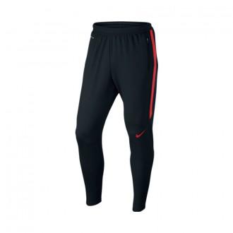 Calças  Nike Elite Strike Black-Crimson