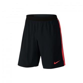 Short  Nike Strike Elite Woven Black-Crimson