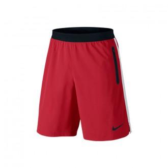 Calções  Nike Strike X Woven Elite University red-White-Black