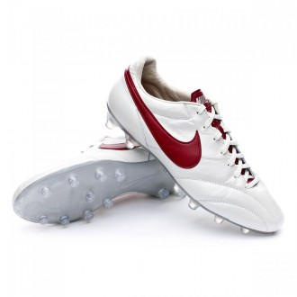 Boot  Nike TIempo Premier SE Metallic crimson-Red