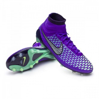 Chaussure  Nike Magista Obra ACC FG Hyper Grape-Metallic silver-Purple