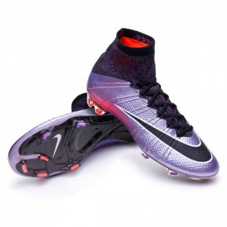 Boot  Nike Mercurial Superfly ACC FG Urban lilac-Black-Bright mango