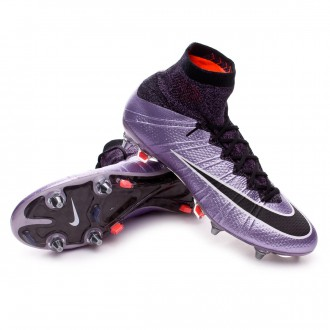 Boot  Nike Mercurial Superfly ACC SG-Pro Urban lilac-Black-Bright mango