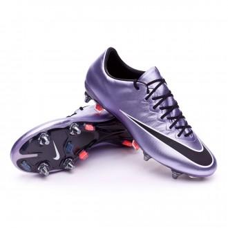 Bota  Nike Mercurial Vapor X ACC SG-Pro Urban lilac-Black-Bright mango