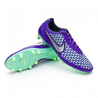 Chaussure  Nike Magista Orden FG Hyper grape-Metallic silver-Ghost green