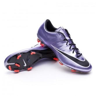 Bota  Nike Mercurial Veloce II FG Urban lilac-Black-Bright mango