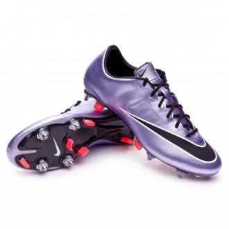 Bota  Nike Mercurial Veloce II SG-Pro Urban lilac-Black-Bright mango
