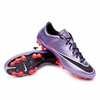 Bota  Nike Mercurial Veloce II AG-R Urban lilac-Black-Bright mango