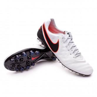 Bota  Nike Tiempo Legacy II AG-R Pure platinum-Black-Metallic silver