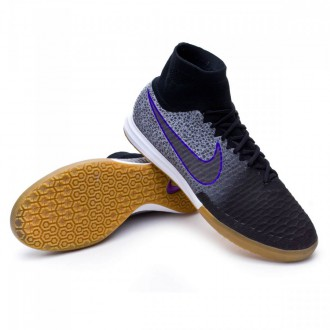 Boot  Nike MagistaX Proximo IC Black-Wolf grey-White