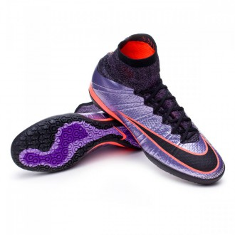 Boot  Nike Mercurial X Proximo IC Urban lilac-Black-Bright mango