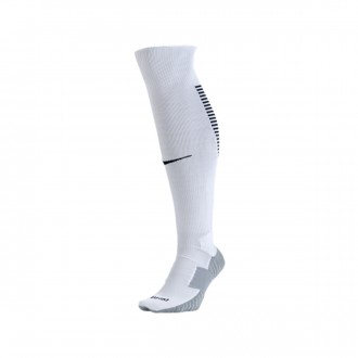 Calcetines  Nike Stadium Over-the-Calf White-Black