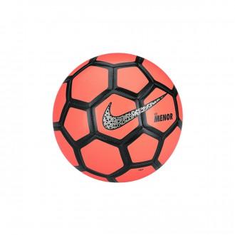 Ballon  Nike Menor Bright mango-Black