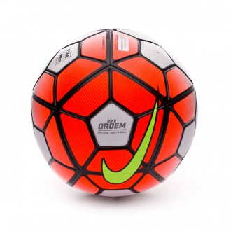 Ball  Nike Ordem 3 White-Total orange-Black