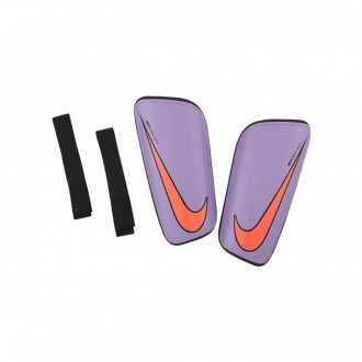 Espinillera  Nike Hard Shell Slip-In Urban lilac-White-Black