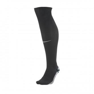 Chaussettes  Nike Grip Stroke OTC Black-Anthracite