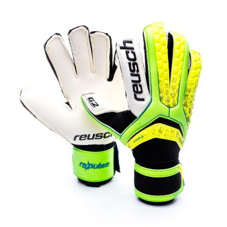 Luvas  Reusch Re:pulse Pro Duo G2 Green gecko-Safety yellow