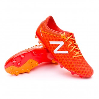 Chaussure  New Balance Visaro Pro AG Orange-White-Yellow