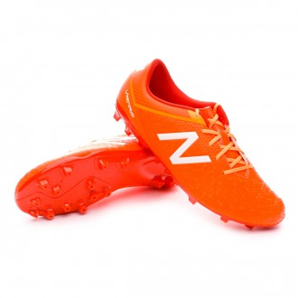 Bota  New Balance Visaro Control AG Orange-White-Yellow