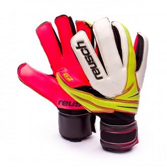 Glove  Reusch Argos Pro G2 White-Lime