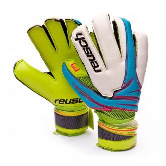 Glove  Reusch Argos Pro SG Blue-Lime