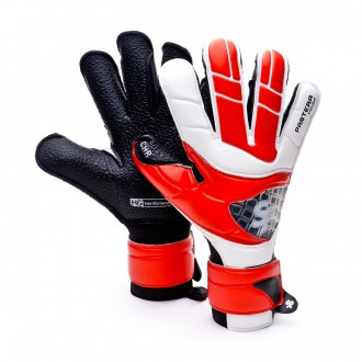 Guante  SP Pantera Impulse CHR Hardground Blanco-Rojo