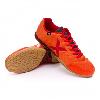 Zapatilla  Munich L-Men Naranja