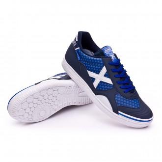 Chaussure  Munich G3.5 x-feel Bleu marine-Blanc